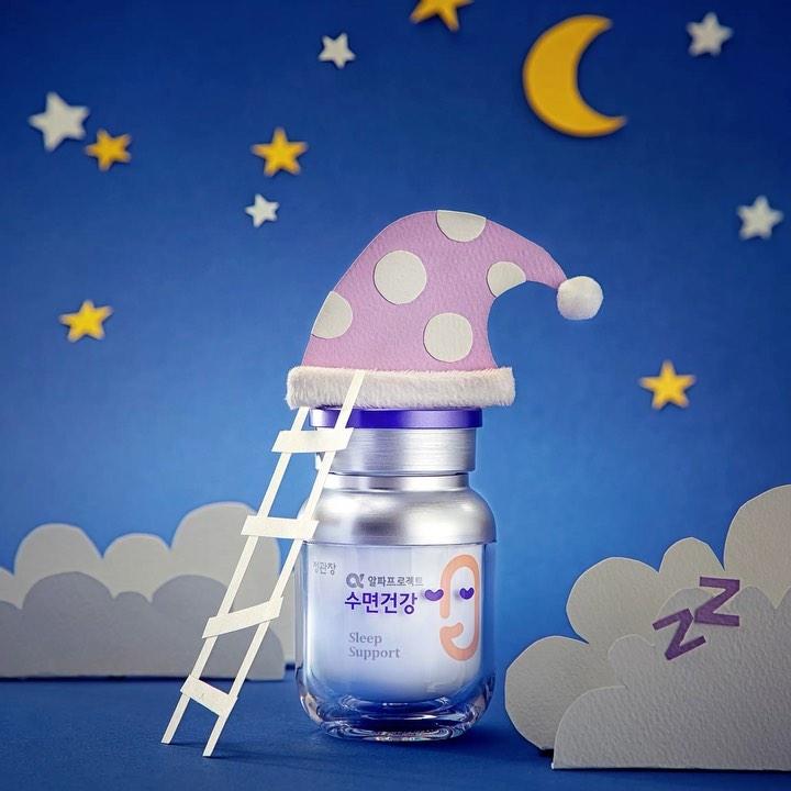 여러분 모두 알파프로젝트 수면건강으로 Have a 꿀잠~하세요